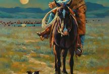 Western Art / Paintings, Sculpture, Pottery, more of western subjects.