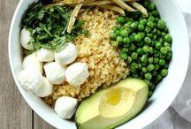 BEAUTIFUL FOOD PLATE