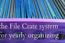 file crate & planning