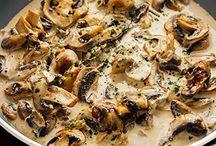 recipes mushrooms