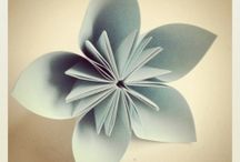 Origami / Paper folding inspiration