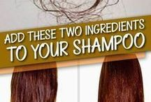 home made hair loss shampoo