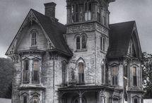 hunted houses