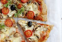 Tartes/pizza