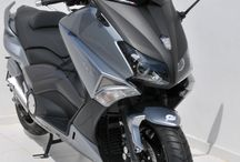 Yamaha 530 TMax 2012/2016 by Ermax Design and Lazareth / Accessories