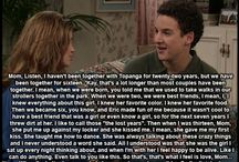 Tv show quotes!