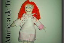 Mi Muñeca de Trapo / Muñecas Artesanales