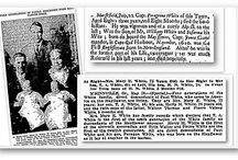 Mayflower Genealogy Tips / Are you a descendant of a Mayflower ship passenger? These genealogy resources can help you trace your Mayflower ancestry. Explore the history of the pilgrims of Plymouth Colony and discover the best records to trace your early American roots. Learn how to find your Colonial ancestors using historical obituaries, newspaper articles and books. / by Genealogy Bank