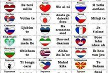 <3 in different languages