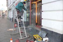Замена стекла в стеклопакете, ремонт оконного стекла