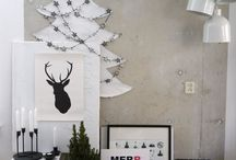 Christmas Interior Ideas / Dépôt-Design's latest interior ideas and inspiration to get everyone in the Christmas mood!