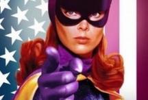 Bat Girl / by Janice Challen