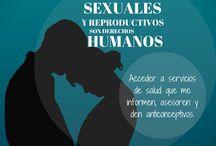 Campaña de Derechos sexuales y Derechos reproductivos