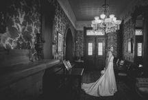 Bridal Portraits / Bridal portraits taken at Chateau Bellevue