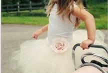 Wedding Flower girl and ring boy