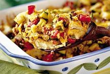 Recipes:  Breakfast and Brunch
