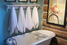 Bathroom Ideas / by Amy Martin