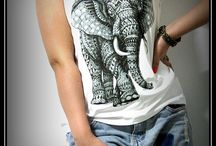 All about elephants <3