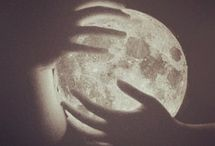 The Moon / Embracing the mystery of the moon