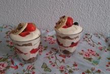 Desserts en gebak