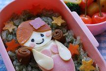 Food // Fun food & Lunchbox