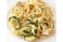 Pâtes / pasta / Des recettes simples et rapides de pâtes fait maison !