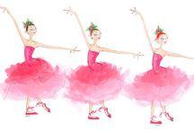19 Ballerinas
