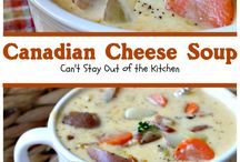 Stews, soups, and chilis