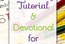 JoDitt Designs / Art, coloring pages, prayers, Bible journaling tutorials, inspiration and more for servant-hearted Christian women from the joditt.com blog / by JoDitt Designs | JoDitt Williams