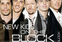 New Kids On The Block ♥ B.H. 4L / by Jessica Mccracken