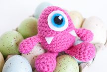 Crafts | Crochet ~ Kinder surprise covers