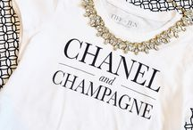 In love with Coco / Chanel inspiration style