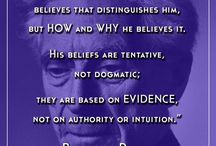 Bertrand Russell Atheist Memes