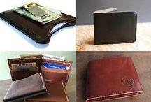 Men Leather Wallet Gift