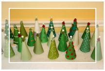 Winter/Advent/ Weihnachten Kiga