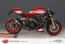 Ducati Monster 1200 / #monster #motorcycle