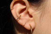 perforación de oreja