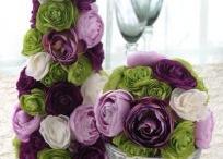 decorazioni e fiori matrimoni e party