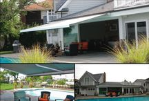 Awnings & Sunbrellas / Outdoor Kitchens & Patios
