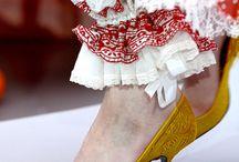 Inspiration: Fashion details / by Raina Lehmann