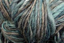 Wool 소재. 컬러 소재