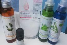 produits naturels de l ete