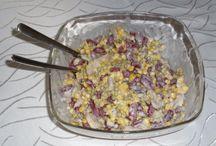 Salate / Rezepte für Salate von www.kikisweb.de