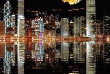 Krása sveta, krajina, mesto