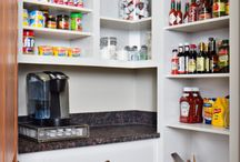 Pantry Spaces