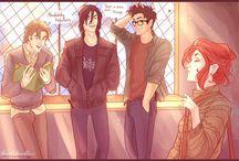 HP fan art