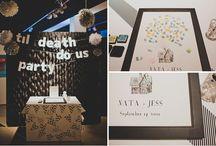 Lidge Wedding Party