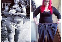 Fitness proměny / Fitness proměny žen, které hubnou a jsou šťastny :-). Fitness cvičení najdeš na: www.DancaVideo.com
