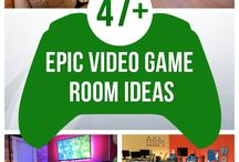 Gamers bedrooms ideas