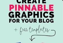 Creating Graphics / guides on how to create amazing graphics for your blog and website